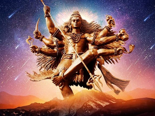 Ведический праздник Махашиваратри в2020 году