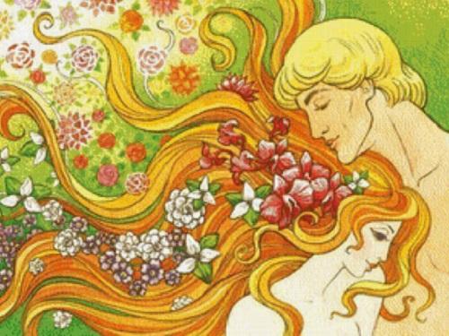Три ритуала напробуждение любви вдень весеннего равноденствия