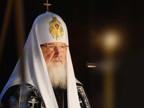 Молитву против коронавируса утвердил патриарх Кирилл