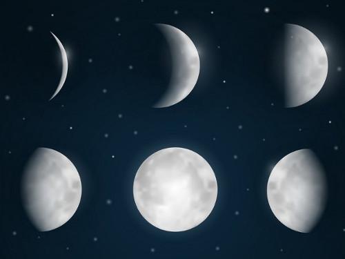 Как разные фазы Луны влияют наэнергетику человека иудачу вделах