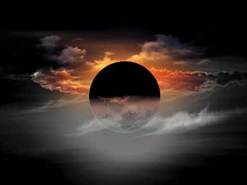 Астрология инародная мудрость: заговоры для лунных затмений