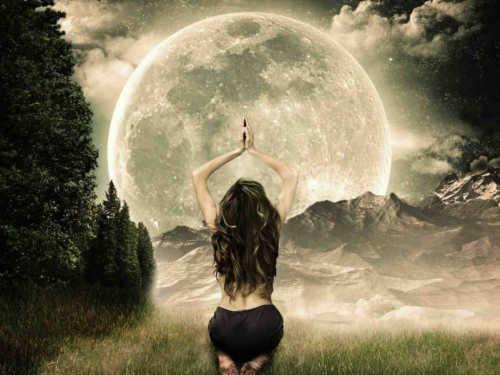 Омолаживание нарастущей Луне: 5секретов для женщин