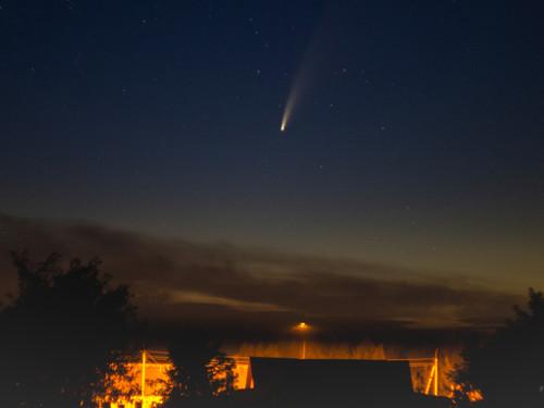 Комета виюле 2020года: 3главных предостережения астрологов