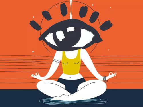 Йога для глаз: 7простых упражнений для отличного зрения исильной энергетики