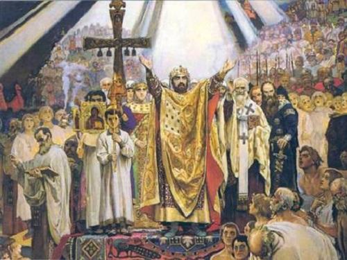 День Крещения Руси 28июля: традиции, приметы изапреты