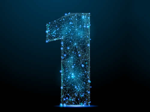 Единица внумерологии: характеристика изначение числа 1
