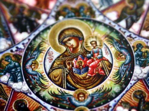 17сентября 2020года: праздник иконы Божьей Матери «Неопалимая Купина»
