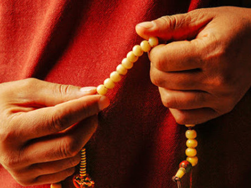 Буддистское гадание начетках или бусах
