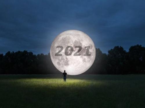 Лунный календарь на2021 год
