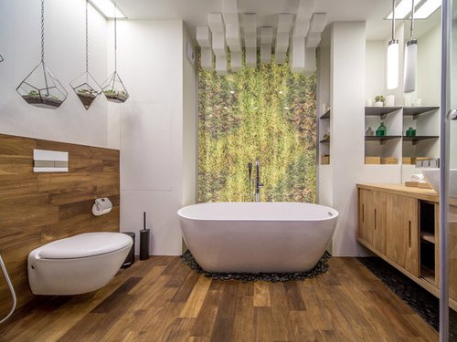 Фэн-шуй ванной комнаты: как отразить неприятности ипривлечь благополучие