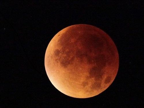 Лунное затмение вноябре 2020 года