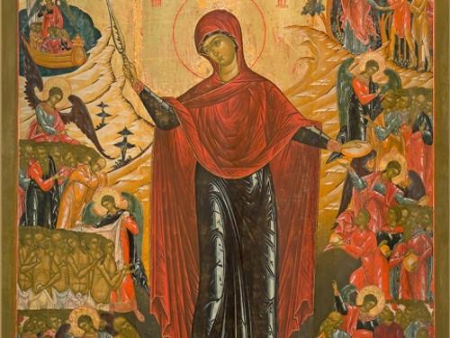 День иконы Божией Матери «Всех скорбящих радость» 6ноября 2020 года