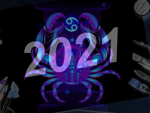 Гороскоп на2021год: Рак