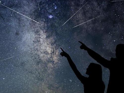 Все звездопады 2021года: когда загадывать желания нападающую звезду