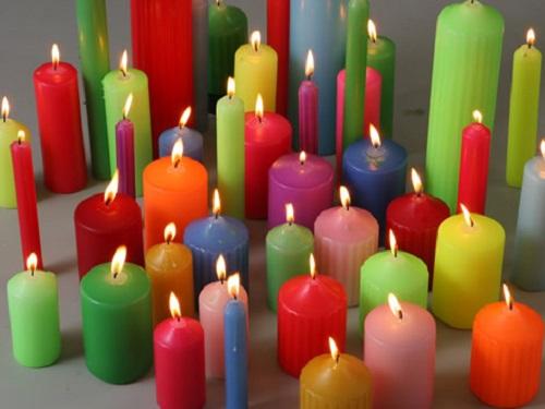 Значение цвета свечи для ритуалов: как привлечь богатство, удачу илюбовь