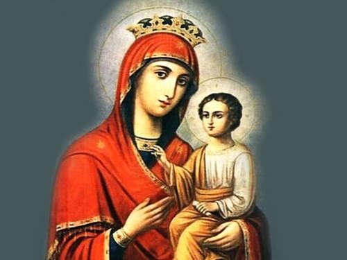 День иконы Божией Матери «Скоропослушница» 22ноября 2020 года