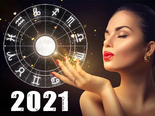 Женский гороскоп на2021 год