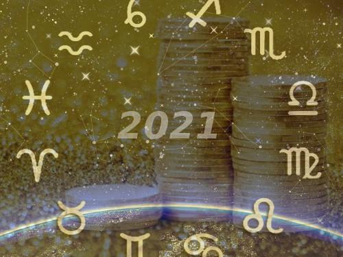 Финансовый гороскоп на2021 год