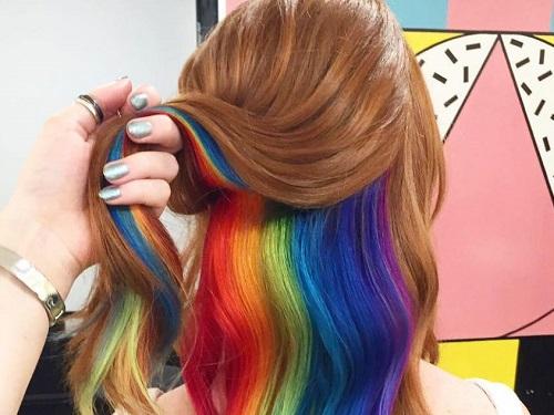 Лунный календарь окрашивания волос на2021 год