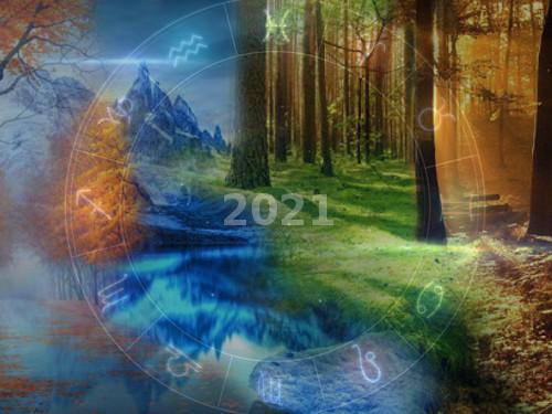Гороскоп помесяцам на2021 год