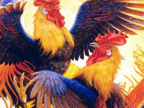 2021 год пославянскому календарю— год кричащего Петуха