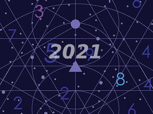 Нумерологический прогноз на2021год подате рождения: кому улыбнется удача?