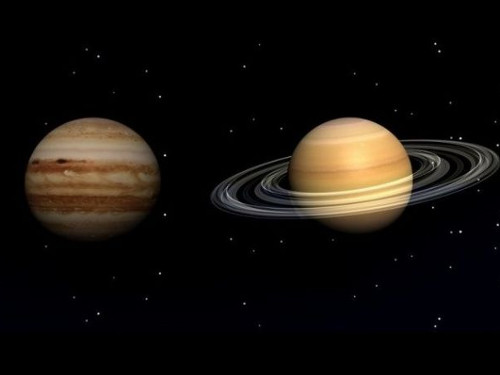 Великое соединение Сатурна иЮпитера вдекабре 2020года: грядет смена эпохи