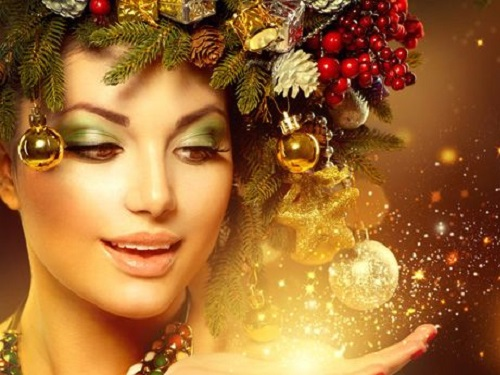 Новогодняя магия иееритуалы налюбовь, богатство исчастье