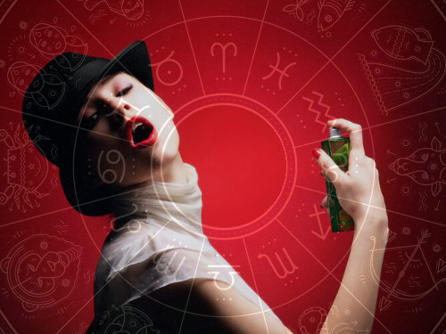 Как подобрать парфюм поЗнаку Зодиака