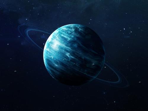 Уран выходит изретроградности 15января: время стабильности ирешения жизненных проблем
