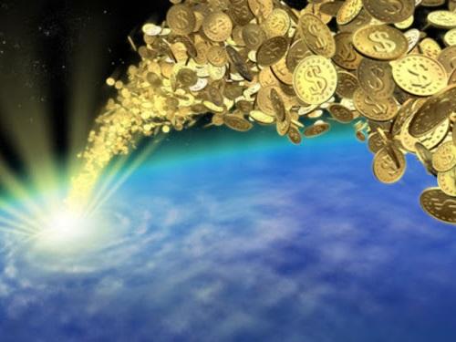 Денежный ритуал «Волшебная девятка»: симороним набогатство