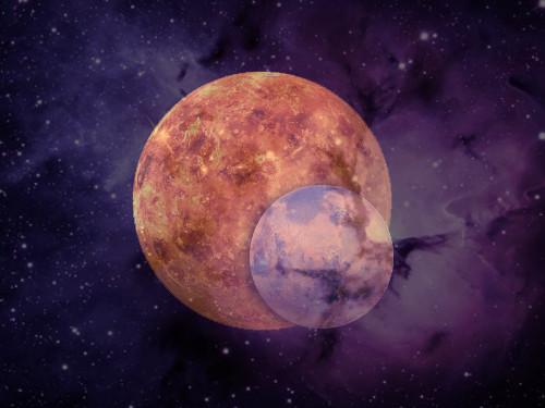 Венера приходит напомощь: как переход планеты вВодолея 1февраля спасет нас отретро-Меркурия