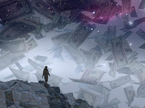 Пять законов мироздания, которые помогут достичь богатства иблагополучия