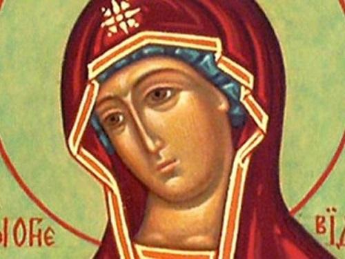 23февраля 2021 года— день Иконы Божией Матери «Огневидная»