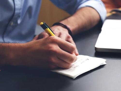 4типа мыслей, которые стоит записывать каждый день