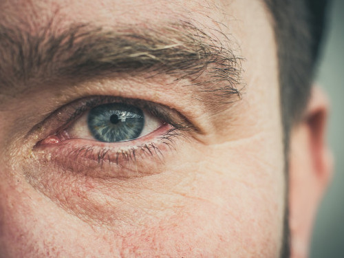 Что форма глаз расскажет охарактере мужчины
