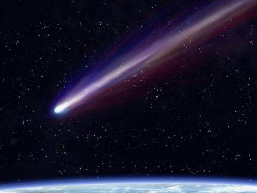 Открыта комета, которую можно будет увидеть невооруженным глазом в2021 году