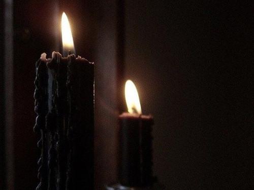Защита черной свечой от10несчастий