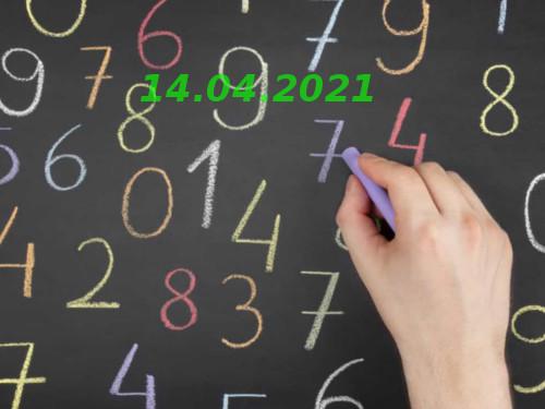 Нумерология иэнергетика дня: что сулит удачу 14апреля 2021 года