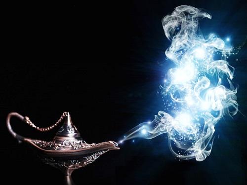 Симоронский ритуал «Вызов джинна» для исполнения желаний