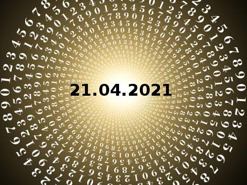 Нумерология иэнергетика дня: что сулит удачу 21апреля 2021 года