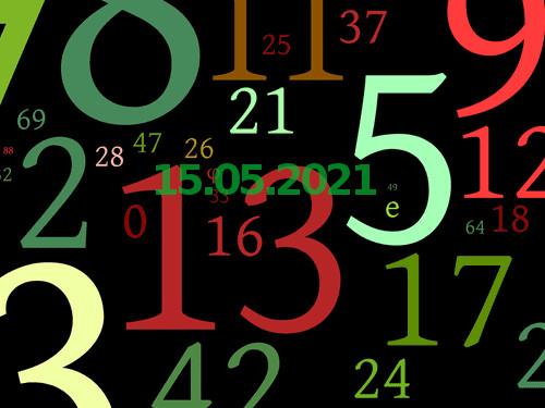 Нумерология иэнергетика дня: что сулит удачу 15мая 2021 года