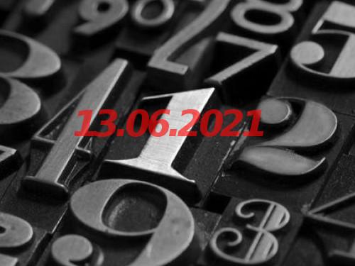 Нумерология иэнергетика дня: что сулит удачу 13июня 2021 года