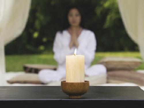 Медитация наогонь для усиления энергетики