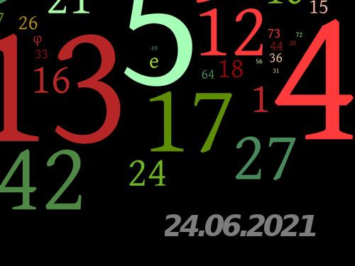 Нумерология иэнергетика дня: что сулит удачу 24июня 2021 года
