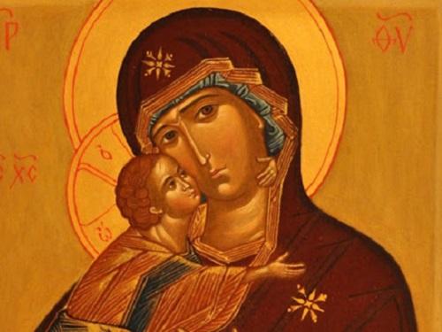 Празднование вчесть Владимирской иконы Божией Матери 6июля 2021 года