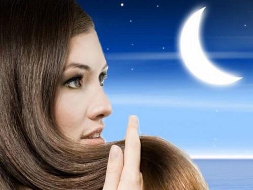 Заговоры для густоты волос нарастущую Луну