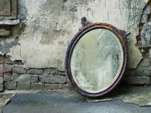 Как очистить зеркало отнегативной энергии