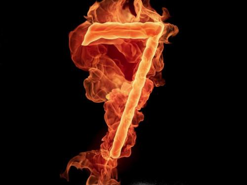 Сакральный смысл Семерки: энергетика числа 7иего влияние насудьбу иудачу