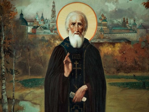 День обретения мощей преподобного Сергия Радонежского 18июля 2021 года